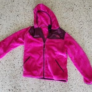 Girls North Face Size 14/16 Like NEW